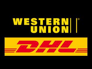 Logo Western Dhl