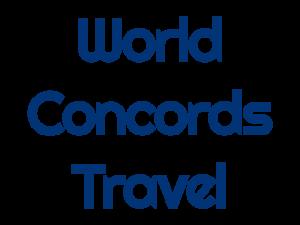 Logo World Concords Travel